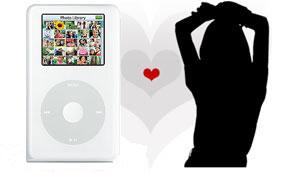 ¿Su novia/o por lo último en tecnología? Para algunos la decisión está clara. (Foto: www.crutchfield.com)